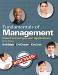 2014 MyManagementLab with Pearson eText -- Access Card -- for Fundamentals of Management 9th Edition 9780133506839 0133506835