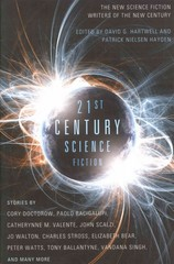 Twenty-First Century Science Fiction 1st Edition 9780765326010 0765326019