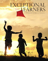 Exceptional Learners 13th Edition 9780133571042 0133571041
