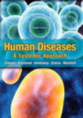 Human Diseases 8th Edition 9780133424744 013342474X