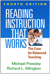 Reading Instruction That Works 4th Edition 9781462516803 1462516807
