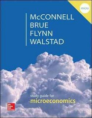 Study Guide for Microeconomics 20th Edition 9780077660673 0077660676