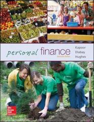 Personal Finance 11th Edition 9780077861643 0077861647