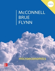 Microeconomics with Connect Plus 20th Edition 9781259278556 1259278557