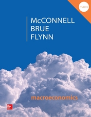 Macroeconomics with Connect Access Card 20th Edition 9781259278563 1259278565