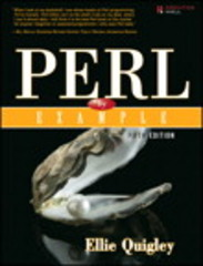 Perl by Example 5th Edition 9780133593075 013359307X