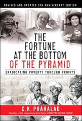 The Fortune at the Bottom of the Pyramid, Revised and Updated 5th Anniversary Edition 1st Edition 9780133829136 0133829138