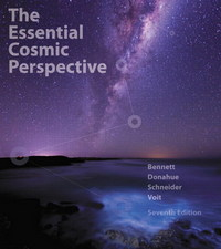 The Essential Cosmic Perspective 7th Edition 9780321869593 0321869591