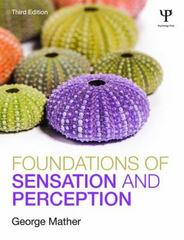 Foundations of Sensation and Perception 3rd Edition 9781848723443 184872344X