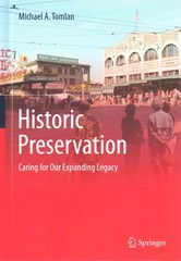 Historic Preservation 1st Edition 9783319049748 3319049747
