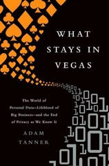 What Stays in Vegas 1st Edition 9781610394185 1610394186