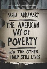 The American Way of Poverty 1st Edition 9781568584607 1568584601