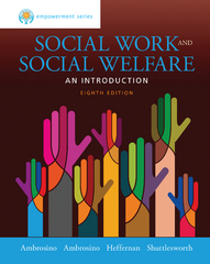 Empowerment Series: Social Work and Social Welfare 8th Edition 9781305480667 130548066X
