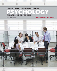 Industrial/Organizational Psychology 8th Edition 9781305465282 1305465288