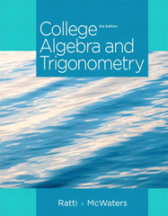 College Algebra and Trigonometry Plus NEW MyMathLab with Pearson eText -- Access Card Package 3rd Edition 9780321867414 0321867416