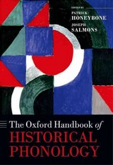 The Oxford Handbook of Historical Phonology 1st Edition 9780199232819 0199232814