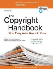 The Copyright Handbook 12th Edition 9781413320480 1413320481