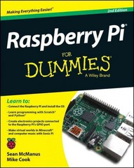 Raspberry Pi For Dummies 2nd Edition 9781118904916 1118904915