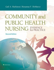 Community and Public Health Nursing 2nd Edition 9781451191318 1451191316