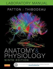 Anatomy & Physiology Laboratory Manual and E-Labs 9th Edition 9780323319638 0323319637