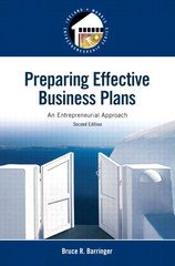 Preparing Effective Business Plans 2nd Edition 9780133506976 0133506975