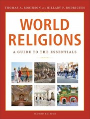 World Religions 2nd Edition 9780801049712 0801049717