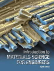 Introduction to Materials Science for Engineers 8th Edition 9780133826654 0133826651