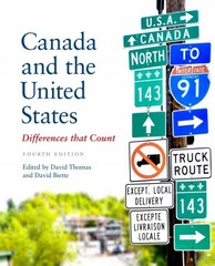 Canada and the United States 4th Edition 9781442609082 1442609087