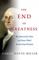 The End of Greatness 1st Edition 9781137279002 1137279001