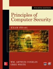 Principles of Computer Security 4th Edition 9780071835978 0071835970