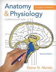 Anatomy & Physiology Coloring Workbook 11th Edition 9780321960771 0321960777