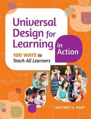 Universal Design for Learning in Action 1st Edition 9781598573909 159857390X