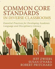Common Core Standards in Diverse Classrooms 1st Edition 9781625310095 1625310099