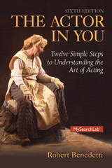 The Actor In You 6th Edition 9780205914906 020591490X