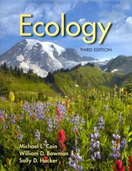 Ecology 3rd Edition 9781605355498 1605355496