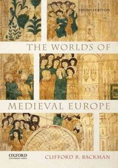 The Worlds of Medieval Europe 3rd Edition 9780199372294 0199372292