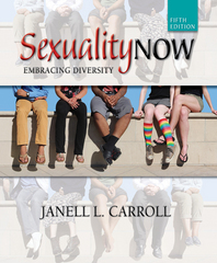 Sexuality Now 5th Edition 9781305446038 1305446038
