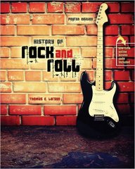 History of Rock and Roll with Rhapsody 4th Edition 9781465238863 1465238867
