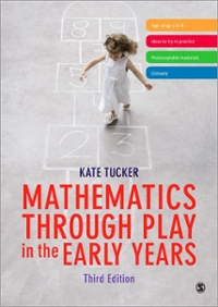 Mathematics Through Play in the Early Years 3rd Edition 9781446269770 1446269779