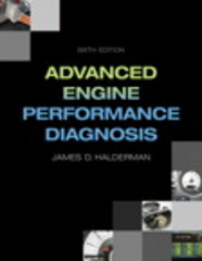 Advanced Engine Performance Diagnosis 6th Edition 9780133515053 0133515052