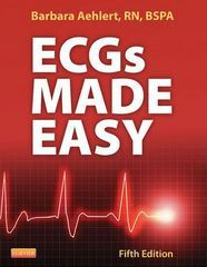 ECGs Made Easy 5th Edition 9780323170574 0323170579