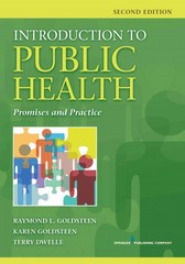 Introduction to Public Health 2nd Edition 9780826196668 0826196667