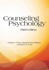 Counseling Psychology 3rd Edition 9781433817113 143381711X