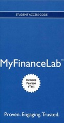 NEW MyFinanceLab with Pearson eText -- Access Card -- for Fundamentals of Corporate Finance 3rd Edition 9780133543889 0133543889
