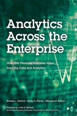 Analytics Across the Enterprise 1st Edition 9780133833034 0133833038