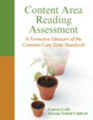 Content Area Reading Assessment 1st Edition 9780132596466 0132596466