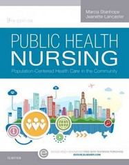Public Health Nursing 9th Edition 9780323321532 0323321534