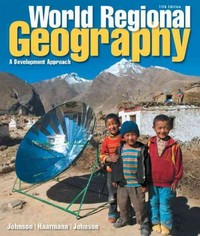 World Regional Geography 11th Edition 9780321939647 0321939646