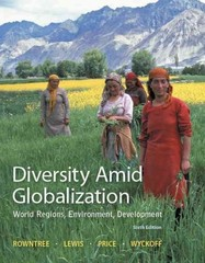 Diversity Amid Globalization 6th Edition 9780321948892 0321948890