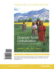 Diversity Amid Globalization 6th Edition 9780321969033 0321969030